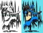 Dynamic Pokemon - Lucario