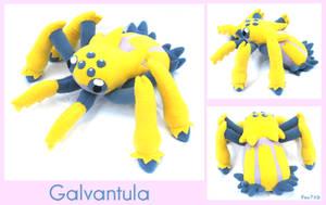 Galvantula by Fox7XD