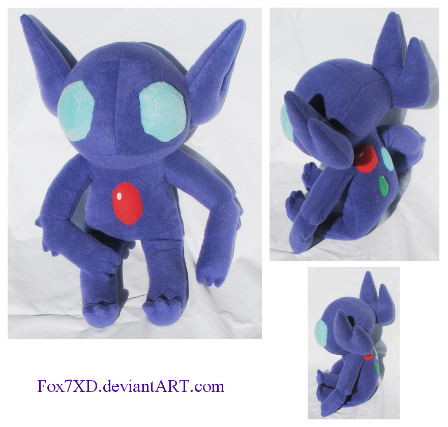 Sableye by Fox7XD