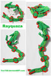 Rayquaza mini Plush