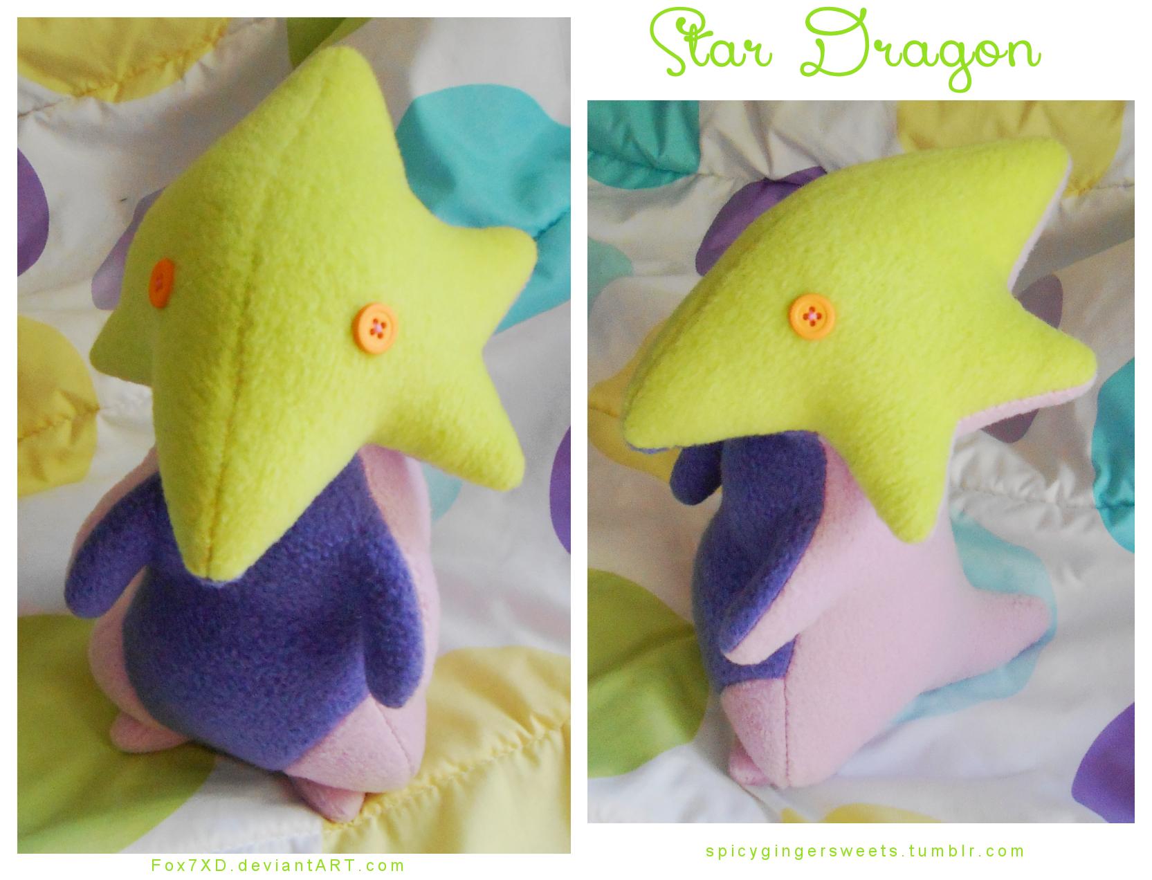 Star Dragon 3 by Fox7XD