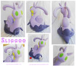 Giant Sliggoo Plush