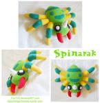 Spinarak Plush