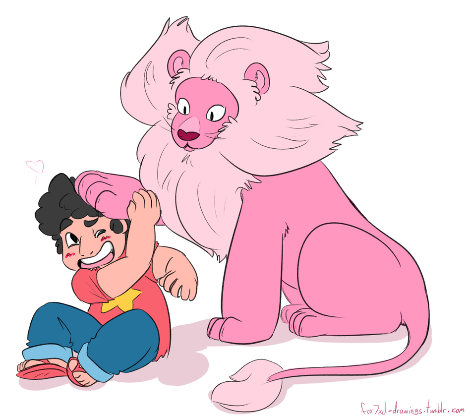 for being one of my favorite shows, I really don't draw much of it but I love all the characters of Steven Universe <3