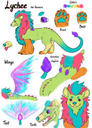 Lychee Reference Sheet