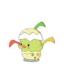 fakemon 002 PIDEON by pokefan03-KUN