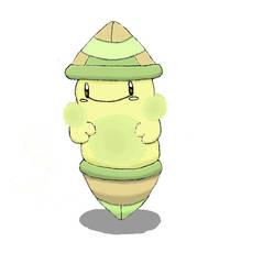 fakemon 014  WIGGLEDOG by pokefan03-KUN