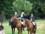 George Washington -reenacted-