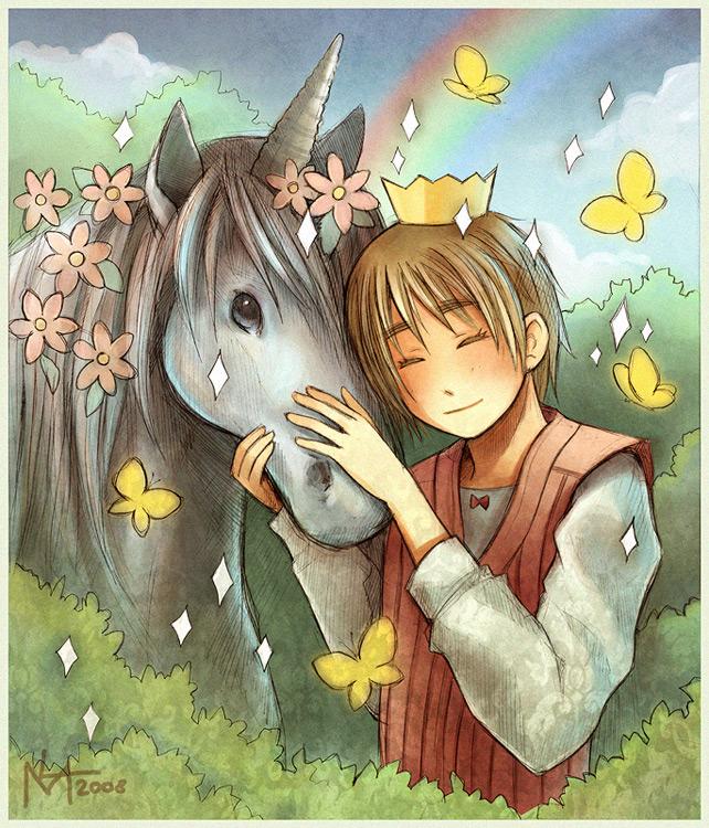 APH Prince Arthur by Hetalia