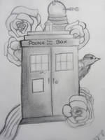 Doctor Who Design by changetheFATES
