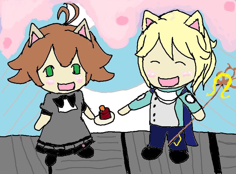 For 1Sakura-chan1 by Mars-u-pan