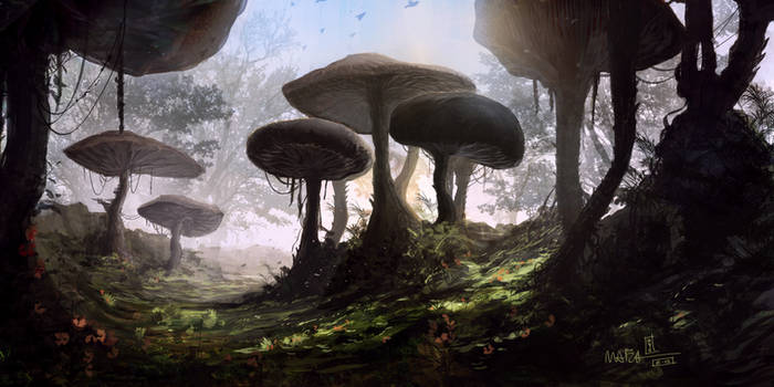 Morrowind 1 by mbanshee
