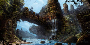 The Lost City of Z  by mbanshee