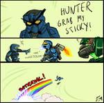 Grab my Halo...