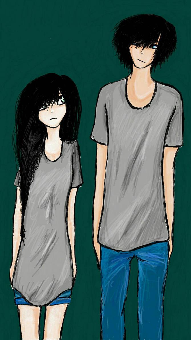 k so by DrawingGirlA