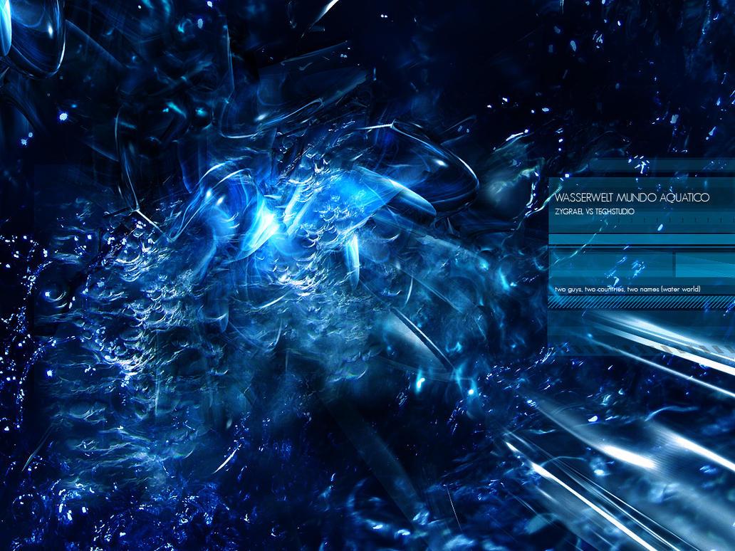 Wasserwelt - Mundo Aquatico by techstudio
