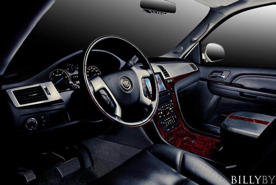 Cadillac Escalade Interior By XArtOfWarx ...