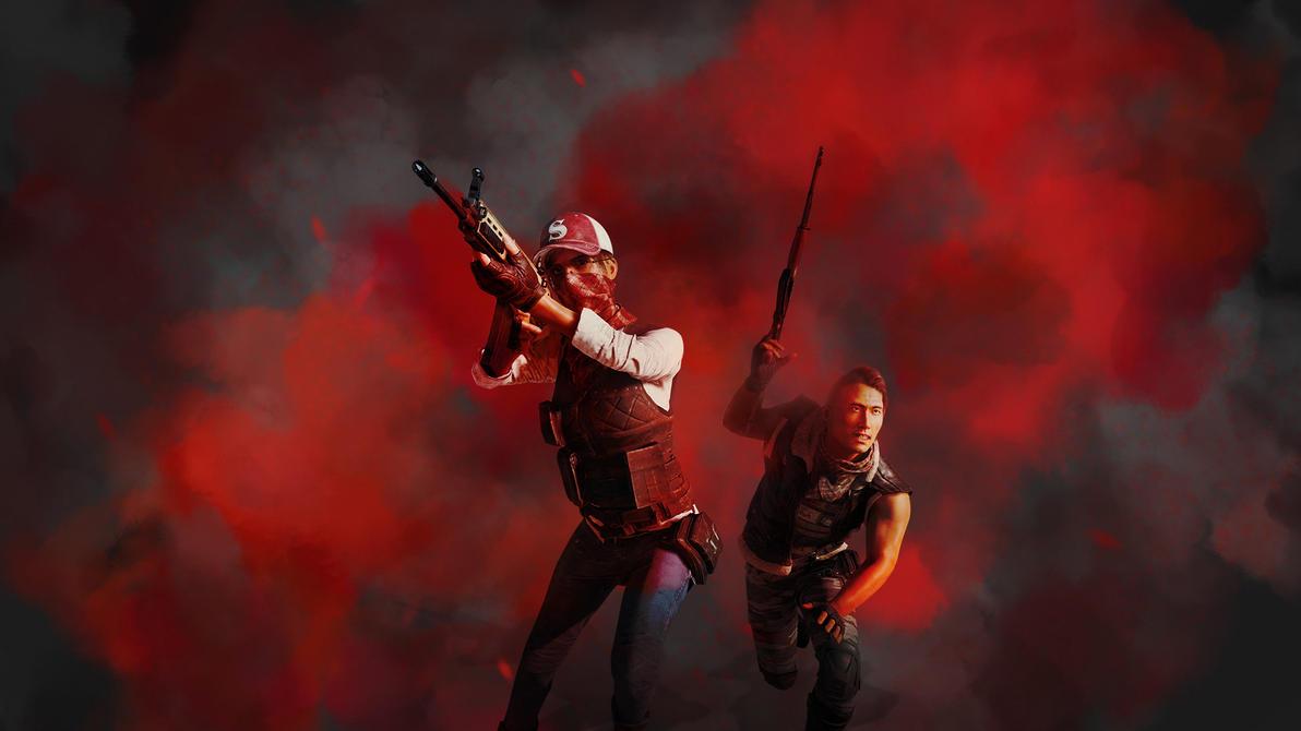 Playerunknown's Battlegrounds Wallpaper by KatanaSinFilo