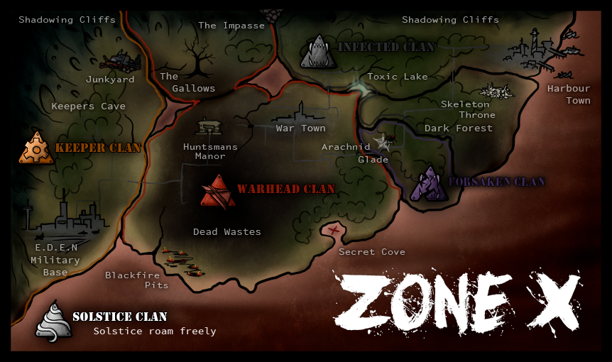 Td Zone X Map Updated By Dakaree On Deviantart Ybot january 25, 2019 leave a comment. td zone x map updated by dakaree on