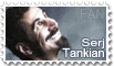 Serj Tankian Stamp by Rezzemburg