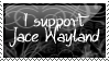 Jace Wayland Stamp by chord7795