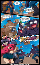The Pirate Madeline: Ch1 Page 2 It's the Random!