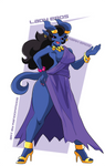 Dark Eros's Lady Eros by Randommode