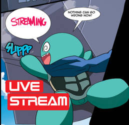 Streaming Picture Test