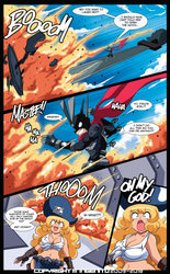The Pirate Madeline Page 105: Max Impact