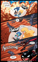 The Pirate Madeline Page 122: Look after things by Randommode