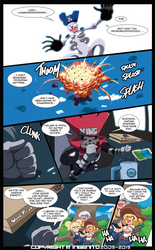 The Pirate Madeline Page:123 Known to Exaggerate by Randommode
