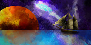 Space Ship by TheUnexplorer