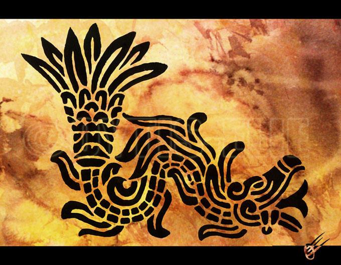 quetzalcoatl designs - photo #12