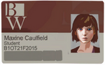 Max caulfield student Blackwell by ellieraxineprice