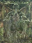 Cthulhu throne