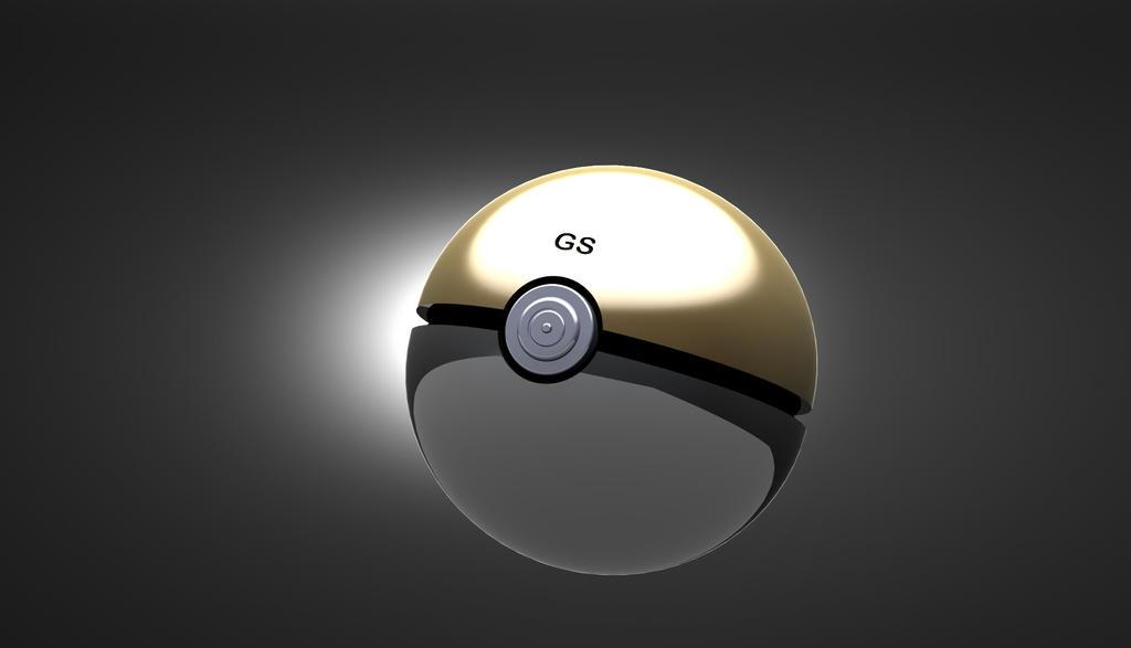 gs ball render by arkninja101 on deviantart. Black Bedroom Furniture Sets. Home Design Ideas