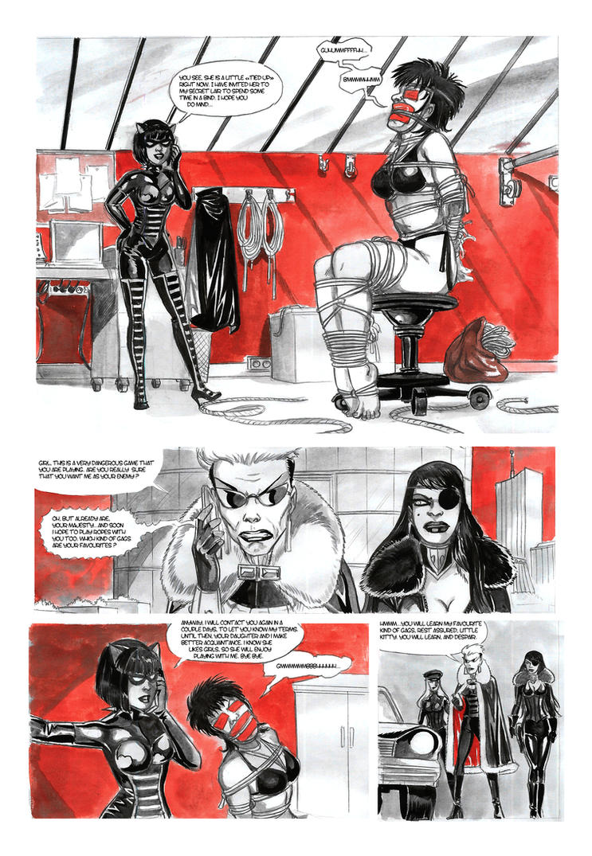 Tarantula - page 25 by yacermino