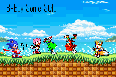 SonicMon the Crap Comic 4 by SonicMon