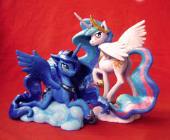 FiM: Princesses by AlexCroft1991