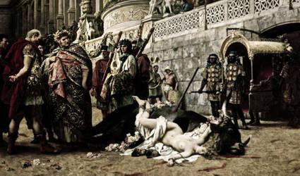 Nero Augustus Germanicus