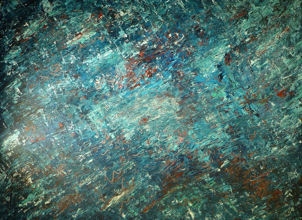 The Blue 2 - Peter Haeusser by peterhaeusser