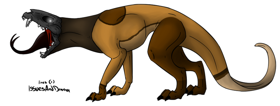 Hellhound adopt by CenturiesForGlory