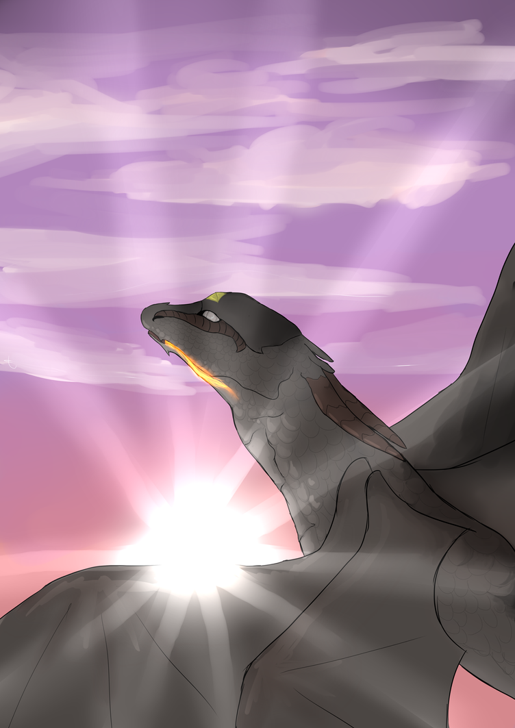 In The Light Of The Sun by BlackBloodX