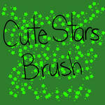 Cute Stars Brush
