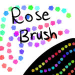 Rose Brush (FA)