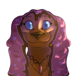 Hearty Sprinkles Bust by 18Gingasoldier