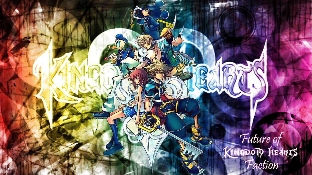 Kingdom hearts cool wallpaper 2560x1440 by babyberlynn ...