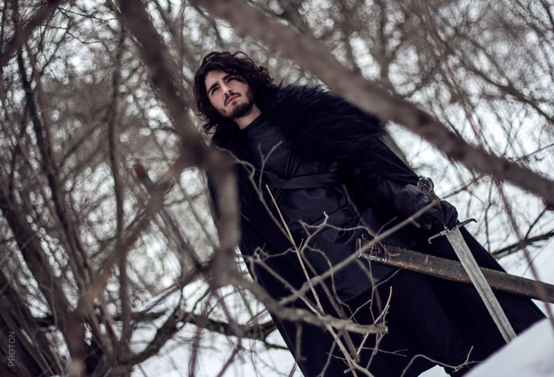 Jon Snow cosplay by MrProton