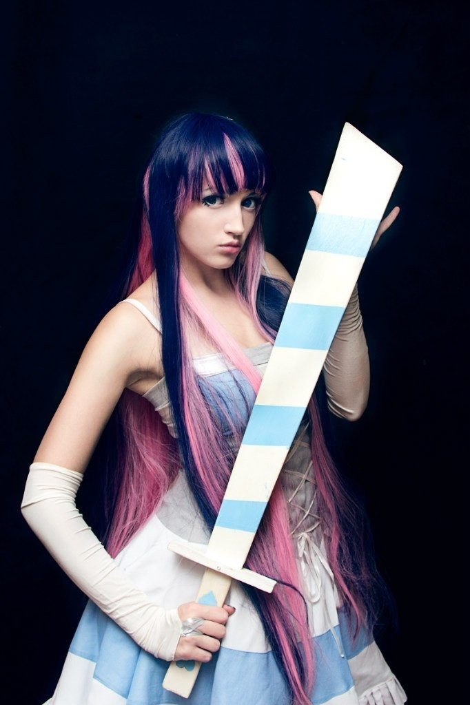 Stocking cosplay by MrProton