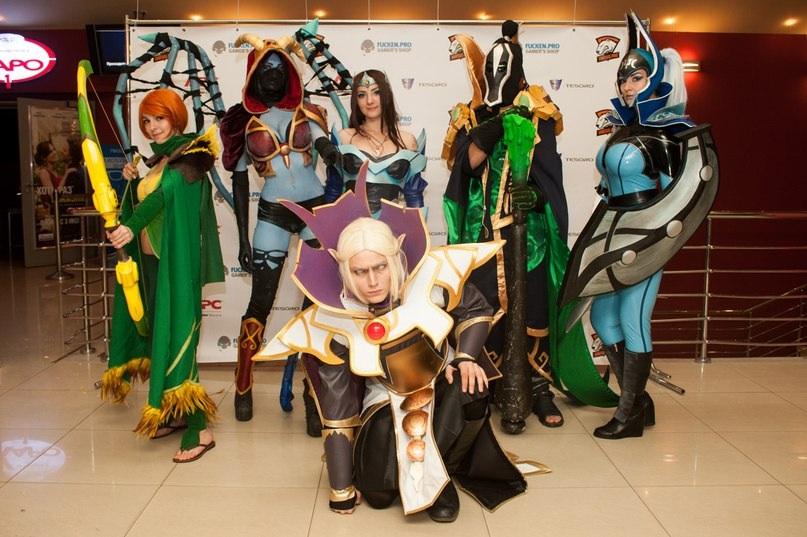 Dota2 cosplay by MrProton